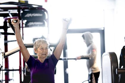 styrketrening for eldre